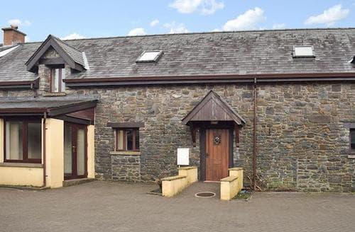 Last Minute Cottages - Aeron Court