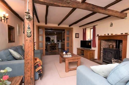 Big Cottages - Inviting Ashford Cottage S92749