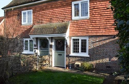 Last Minute Cottages - Tasteful Tunbridge Wells Cottage S92947