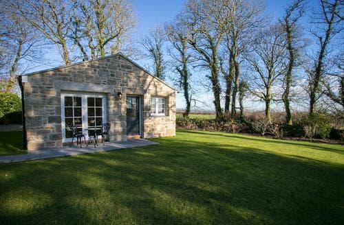 Last Minute Cottages - Luxury Sancreed Cottage S93178