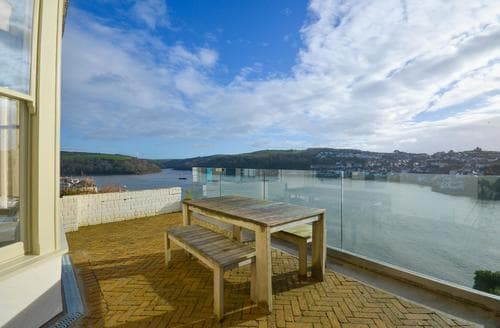 Last Minute Cottages - Cosy Fowey Cottage S93353