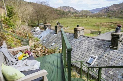 Last Minute Cottages - Delightful Beddgelert Cottage S93457