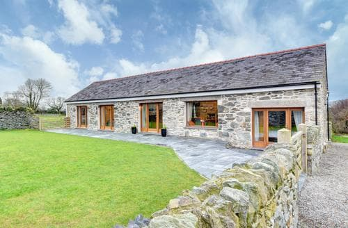 Big Cottages - Lovely Menai Bridge Cottage S93545
