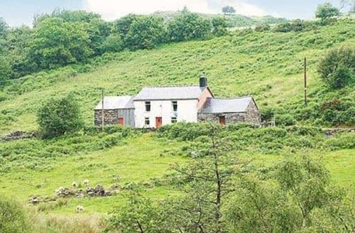Last Minute Cottages - Beautiful Dolwyddelan And Penmachno Cottage S22457