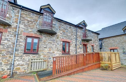 Big Cottages - Captivating Aberystwyth Cottage S94146
