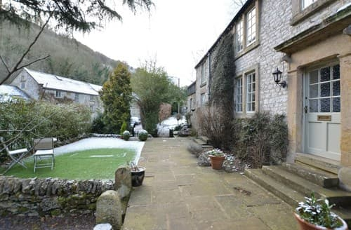 Big Cottages - Lovely Buxton Cottage S94156