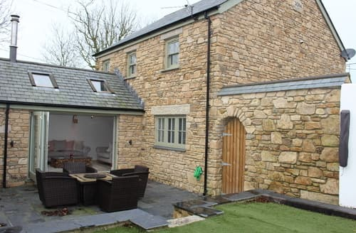 Big Cottages - Attractive St Newlyn East Cottage S94172