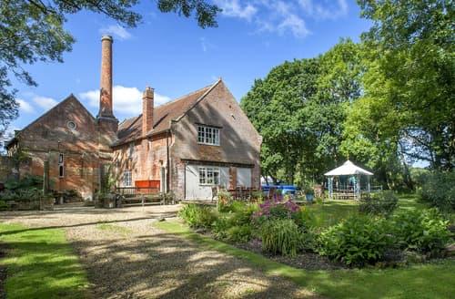 Big Cottages - Cosy Brockenhurst Cottage S94338