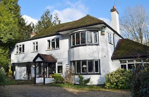 Big Cottages - Beautiful Brockenhurst Cottage S94373