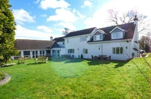 Big Cottages - Quaint Shelfield Cottage S79224