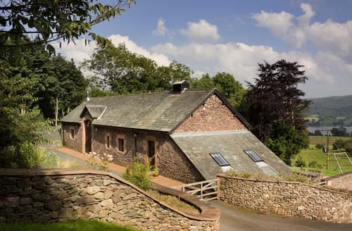 Big Cottages - Lovely Watermillock Barn S94527