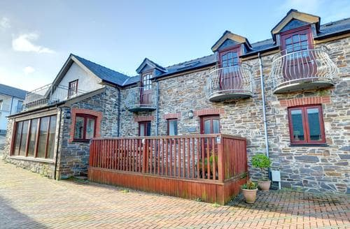 Last Minute Cottages - Quaint Aberystwyth Cottage S94629
