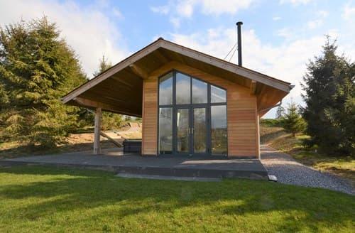 Last Minute Cottages - Attractive Dorchester Log Cabin S94694