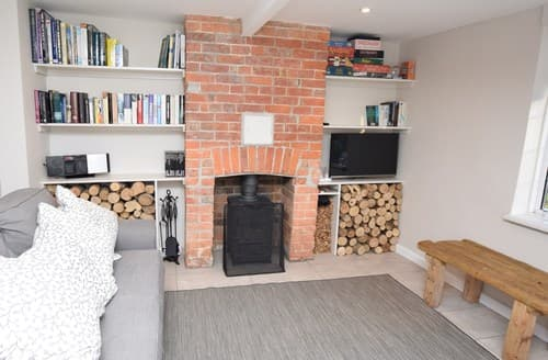 Last Minute Cottages - Splendid Lymington Cottage S94822