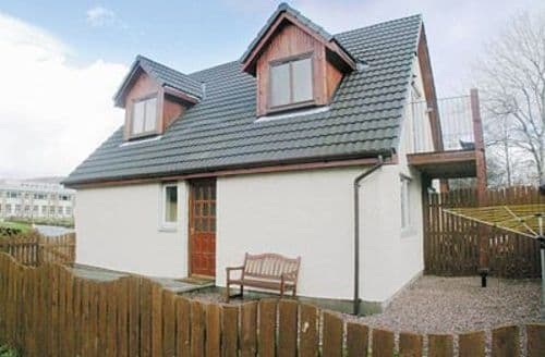 Last Minute Cottages - Luxury Fort William Cottage S22621
