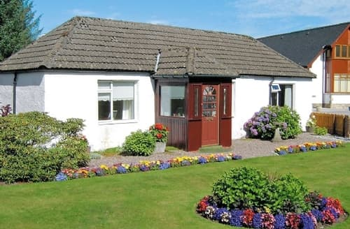 Last Minute Cottages - Beautiful Fort William Cottage S22628