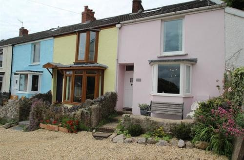 Last Minute Cottages - Adorable South Cornwall Rental S26569