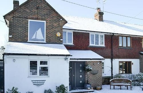 Last Minute Cottages - Lovely All Surrey Lodge S94966