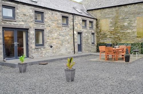 Last Minute Cottages - Luxury Stranraer Cottage S95014
