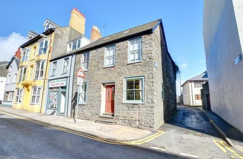 Last Minute Cottages - Stunning Aberystwyth Cottage S95036