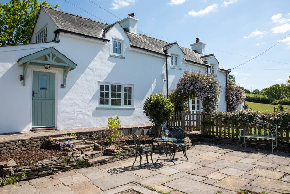 - House in Mid Wales