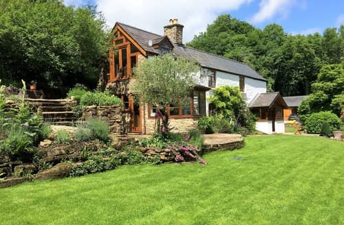 Big Cottages - Attractive Ross On Wye Cottage S95091