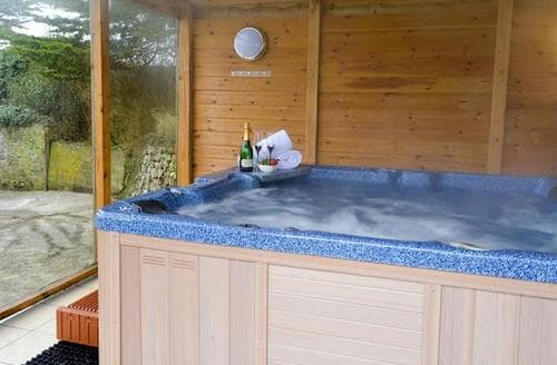 Last Minute Cottages - Quaint Porthtowan Cottage S95114