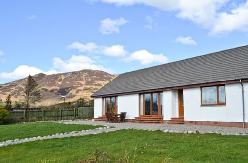 Big Cottages - Gorgeous Kyle Of Lochalsh Cottage S22757