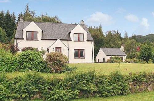 Big Cottages - Inviting Kyle Of Lochalsh Cottage S22775