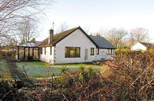 Big Cottages - Inviting Kyle Of Lochalsh Cottage S22781
