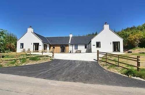 Big Cottages - Captivating Kyle Of Lochalsh Cottage S22784