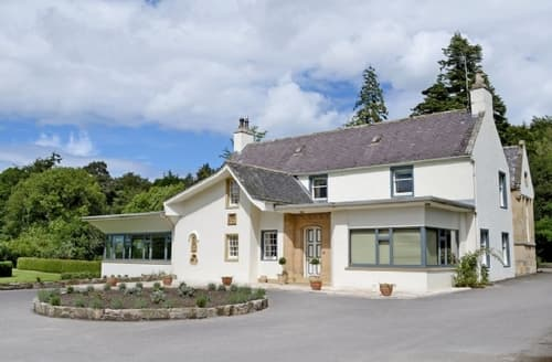 Big Cottages - Captivating Buckie Lodge S22811