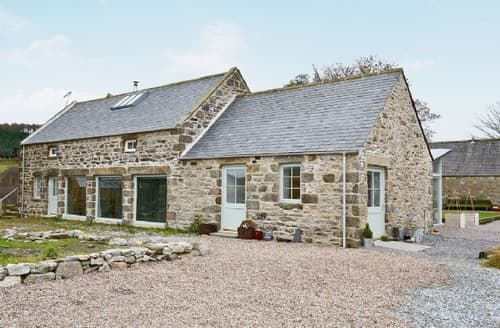 Last Minute Cottages - LOWER TOWIE STEADING