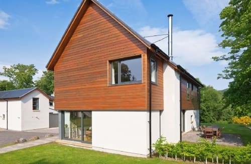 Last Minute Cottages - Stunning Dingwall Lodge S22832