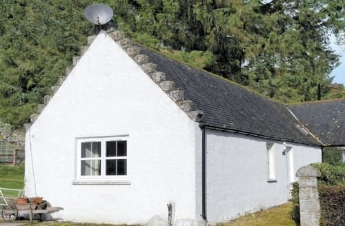 Last Minute Cottages - Tasteful Lairg Cottage S22855