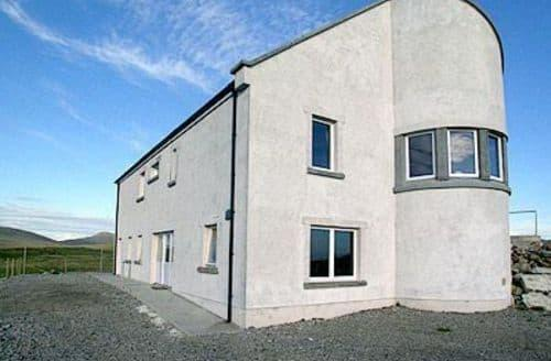 Big Cottages - Tasteful All Outer Hebrides Lodge S22892