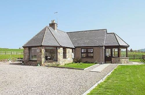 Last Minute Cottages - Attractive Huntly Cottage S22938