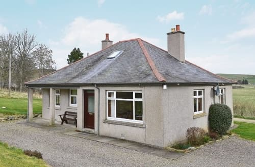 Big Cottages - Beautiful Huntly Cottage S22940