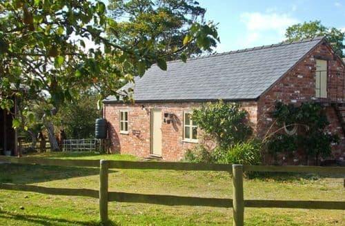 Last Minute Cottages - Beautiful Wrexham Cottage S37714