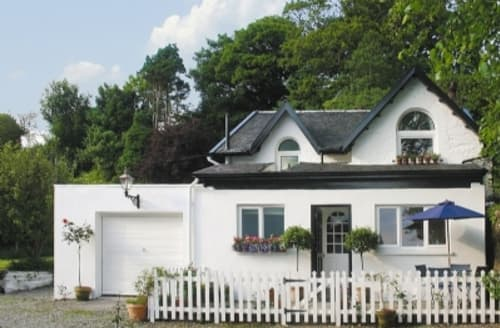 Big Cottages - Splendid Dunoon Cottage S23013
