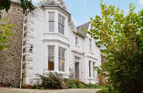 Last Minute Cottages - Gorgeous Helensburgh Cottage S23052