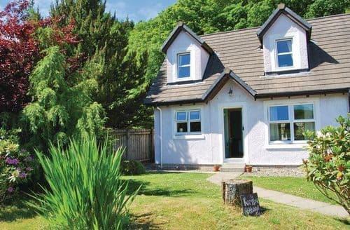 Last Minute Cottages - Beautiful Lochgilphead Cottage S23060