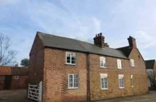 Big Cottages - Charming Scalford Cottage S94445