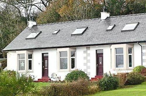 Last Minute Cottages - Stunning Lochgilphead Cottage S23075