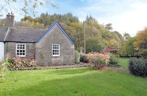 Last Minute Cottages - Cosy Lochgilphead Cottage S23081