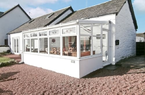 Last Minute Cottages - Luxury Lochgilphead Cottage S23084