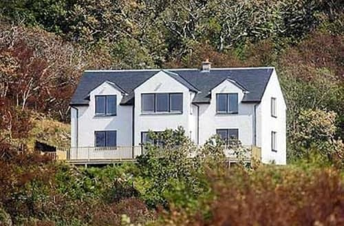 Big Cottages - Exquisite Oban Cottage S23132