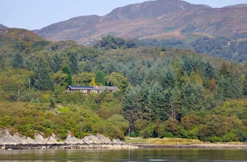 Big Cottages - Superb Tighnabruaich Cottage S23210
