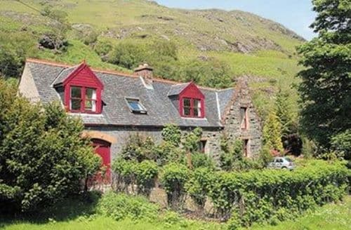 Last Minute Cottages - Quaint All Isle Of Mull Lodge S23214