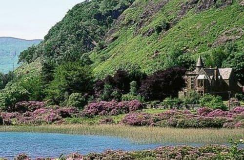 Last Minute Cottages - Exquisite All Isle Of Mull Lodge S23219
